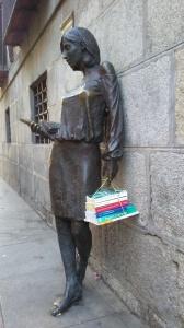 Bronze student